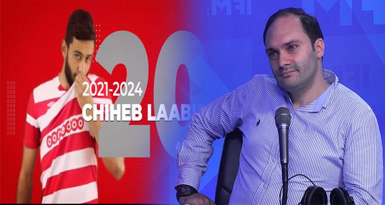 وليد قرفالة:نجاح الافريقي في تجديد عقد شهاب العبيدي ''ضربة معلمية'' (فيديو)