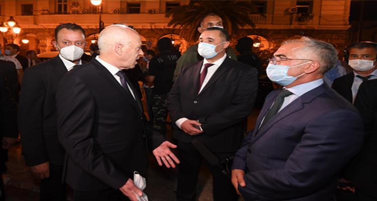 رئاسة الجمهورية تفرض موعدا جديدا لحظر الجولان الليلي