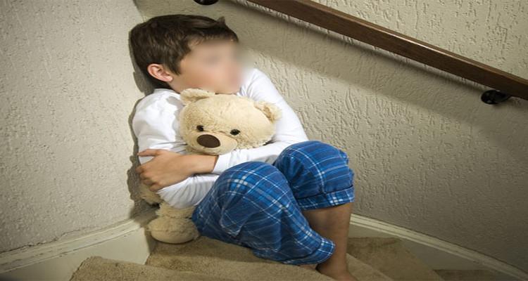 الاعتداء بالفاحشة على طفل قاصر