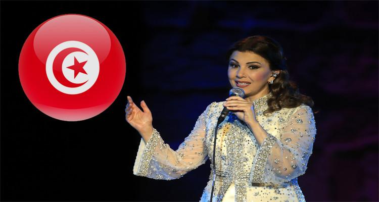 ماجدة الرومي: ''يا ربي احمي تونس وإبعد عنها كل خائن'' (تسجيل)