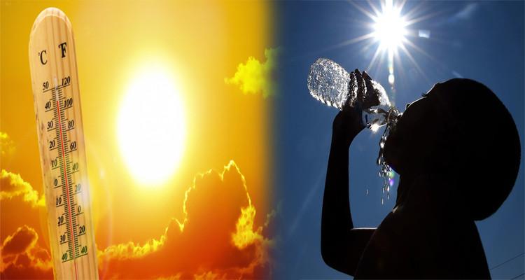 بداية من الغد: حرارة الطقس تقترب من الخمسيندرجة