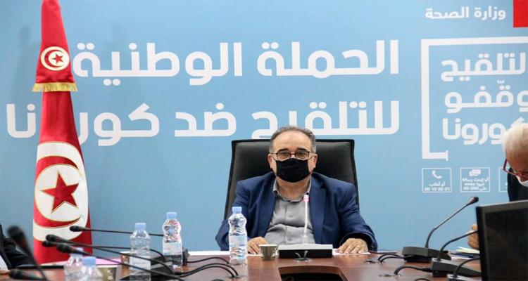 محمد الطرابلسي وزير الصحة بالنيابة