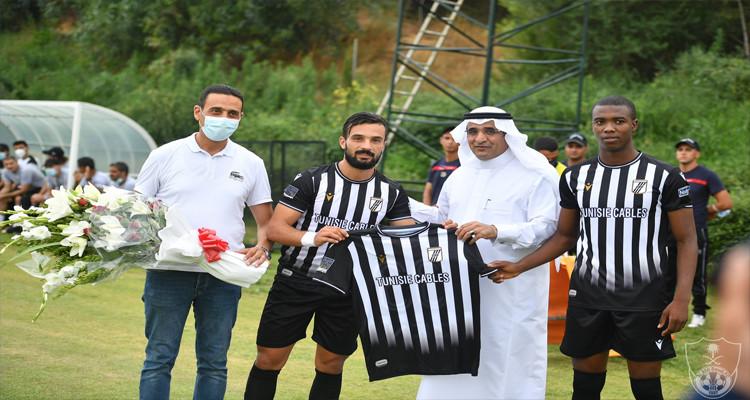 النادي الصفاقسي ينهزم وديا أمام اهلي جدة السعودي