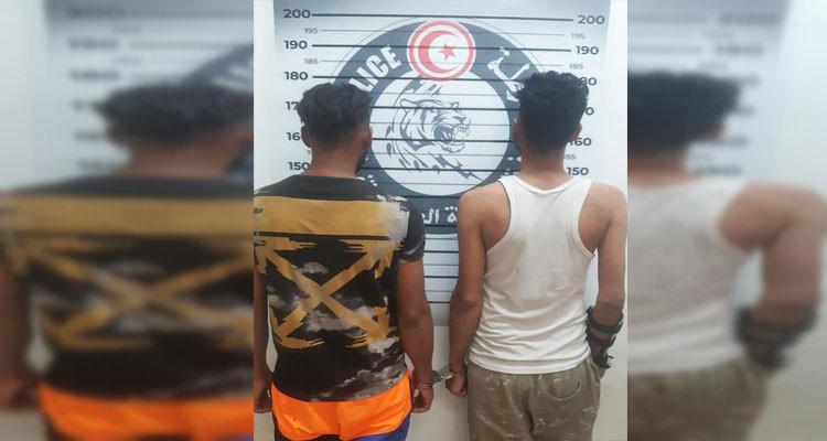مروّج ''الزطلة'' ومروّع المواطنين بالكلاب الشرسة في شراك الأمن