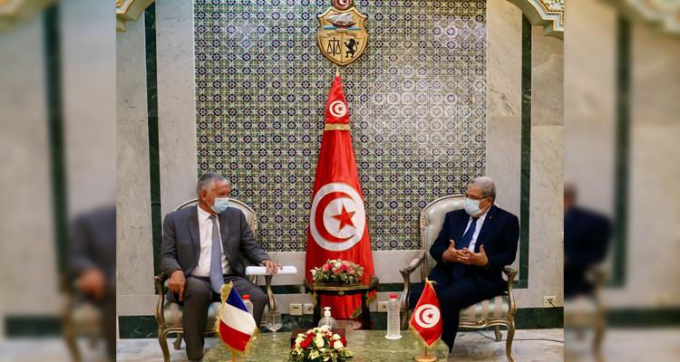 السفير الفرنسي بتونس: فرنسا تتفهم قراراتالرئيس سعيّد يوم 25 جويلية الفارط