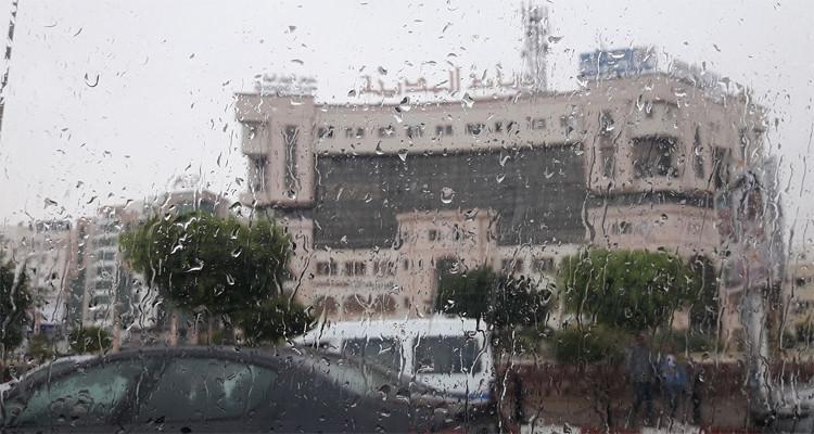 المعهد الوطني للرصد الجوي: أمطار متفرقة وتراجع نسبي في درجات الحرارة