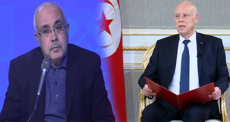 رضا بلحاج: أقول للرئيس سعيّد ''البلاد ماهيش ورثة''