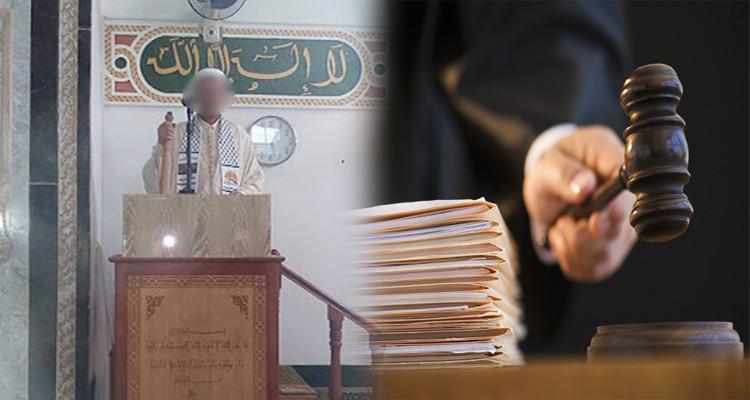 إحالة إمام خطيب على المجلس الجناحي بتهمة إتيان أمر موحش في حق رئيس الدولة