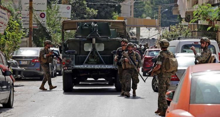 لبنان: ارتفاع حصيلة قتلى الاشتباكات المسلحة التي جدت يوم أمس