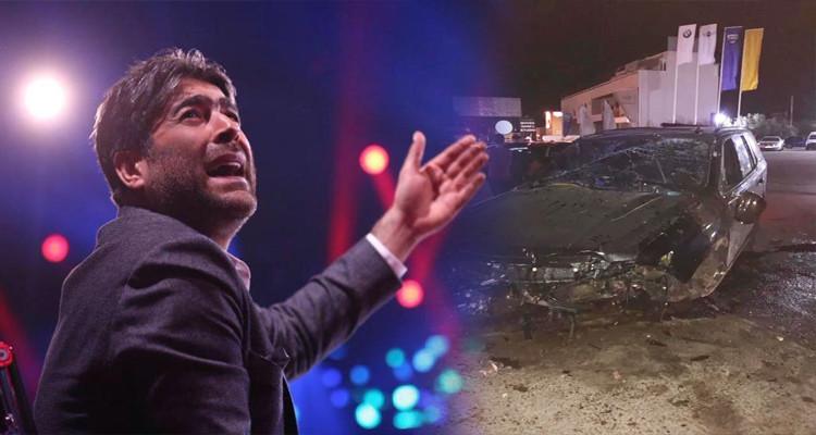 وائل الكفوري حادث مرور