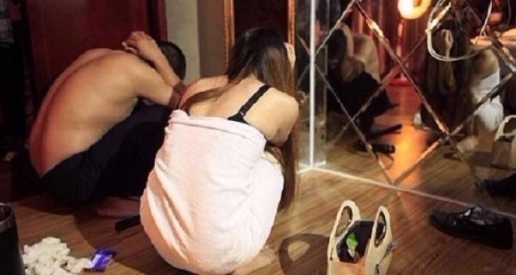 تتسوغ شقة لتحويلها إلى وكر دعارة قبل أن يباغتها زوجها وأعوان الأمن
