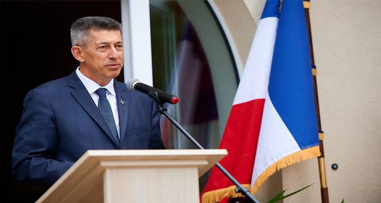 روسيا البيضاء تأمر السفير الفرنسي بمغادرة أراضيها