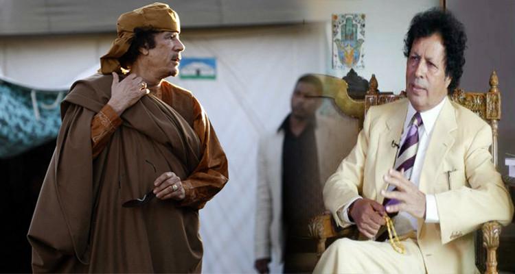قذاف الدم: قريبا تنظيم جنازة لائقة لدفن جثمان معمر القذافي