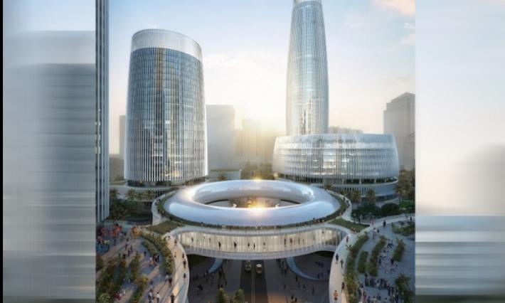 OPPO pose la première pierre d'un nouveau centre R&D à Chang'an