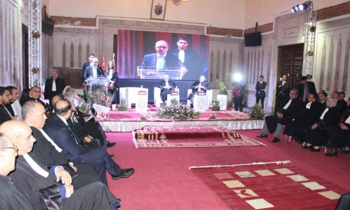 وزير العدل: افتتاح محكمة الاستئناف بسليانة في نوفمبر ويتم حاليا استكمال آخر الترتيبات الخاصة بافتتاح محكمة الاستئناف بالمهدية