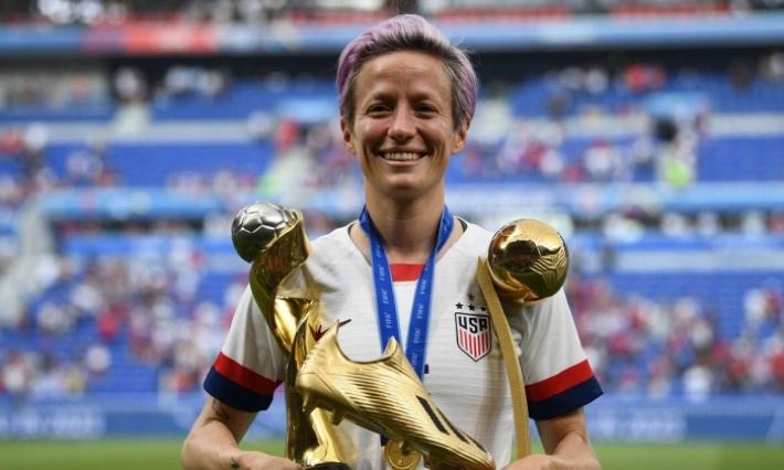 Coupe du monde féminine : Les américaines championnes du monde
