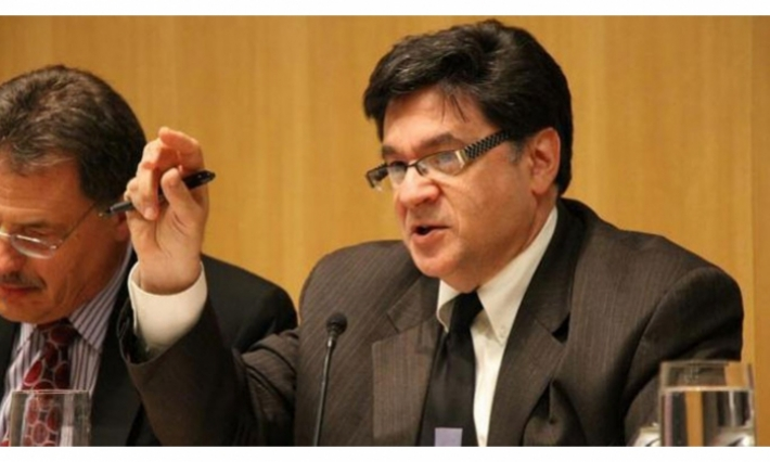 Prof. Daniel Brumberg spécialiste du monde arabe à Washington en conférence à Sciences Po Tunis