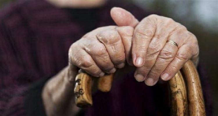 إغتصاب عجوز 98 سنة