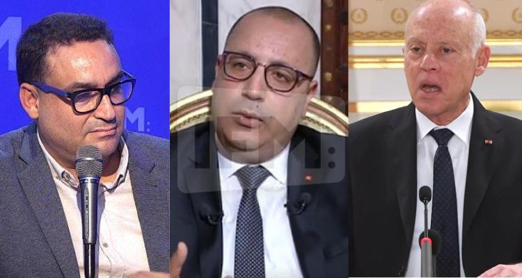 شكيب الدرويش هشام المشيشي