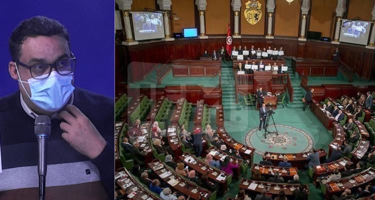 شكيب الدرويش البرلمان