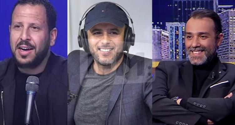 خالد هويسة ولطفي العبدلي