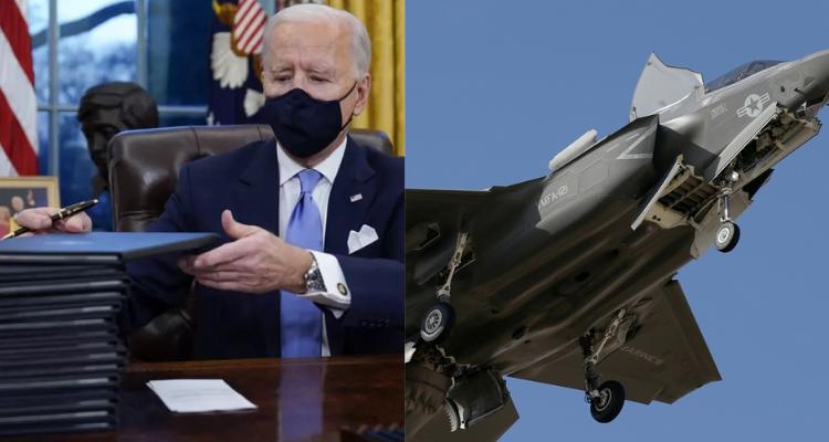 إدارة بايدن تجمد مبيعات أسلحة سعودية والإمارات