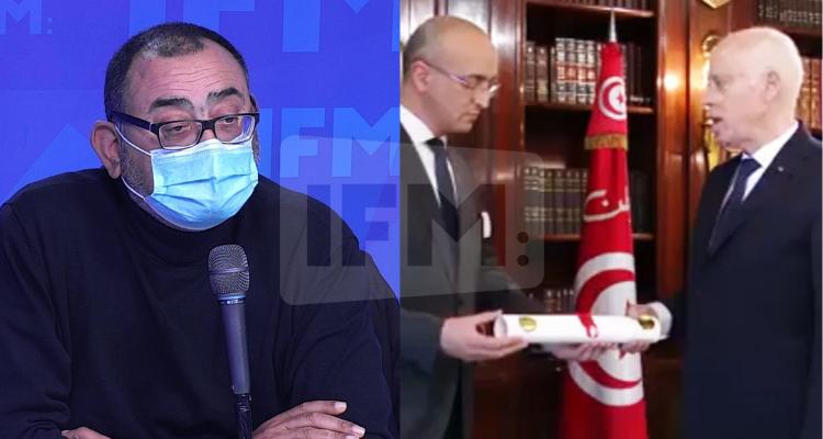 سفيان بن حميدة  رئيس الجمهورية
