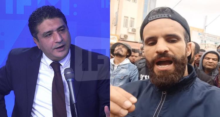 نبيل عبد اللطيف تنسيقية الكامور