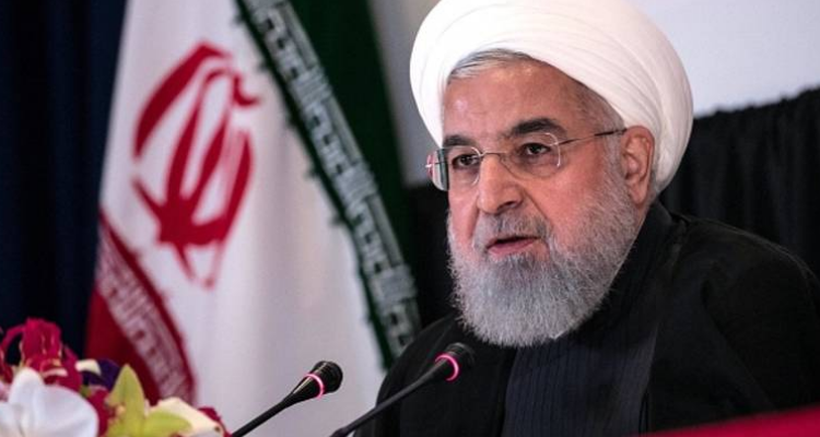 حسن روحاني قنبلة نووية