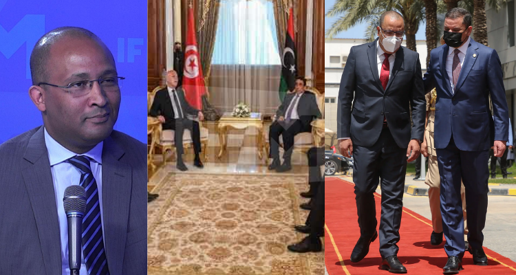 وليد الحجام  رئيس الجمهورية ليبيا