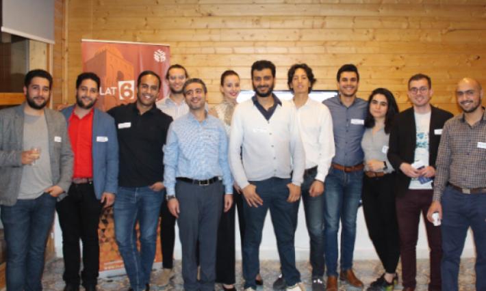 Les startups du 4ème cycle de Flat6Labs Tunis