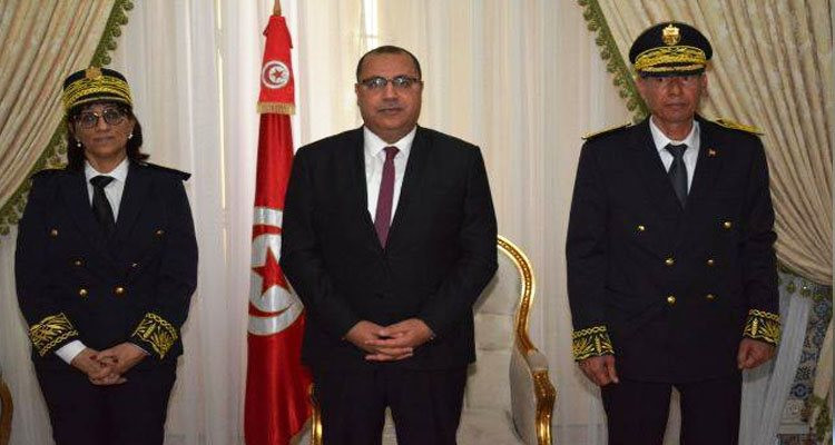 وزير الداخلية يُشرف على حفل تنصيب والي منوبة