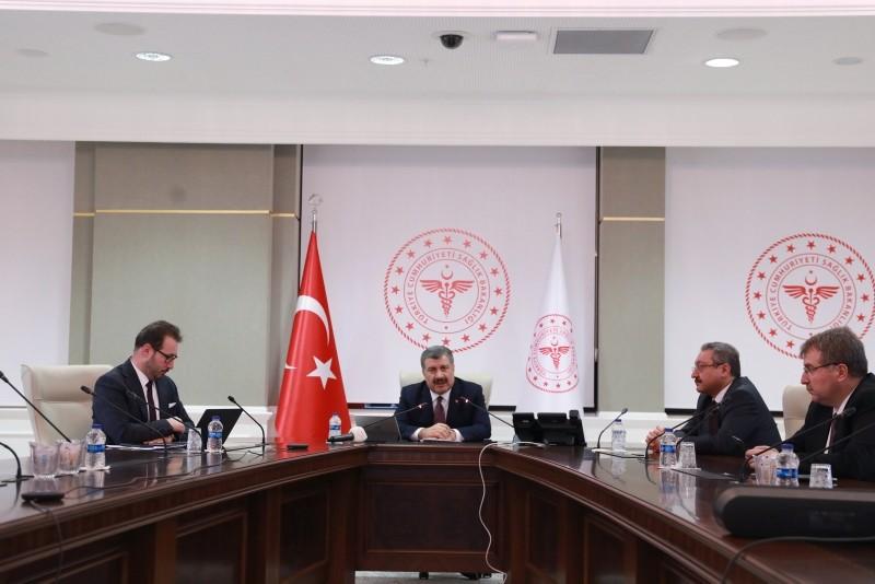 تركيا: تسجيل 69 وفاة جديدة بفيروس كورونا