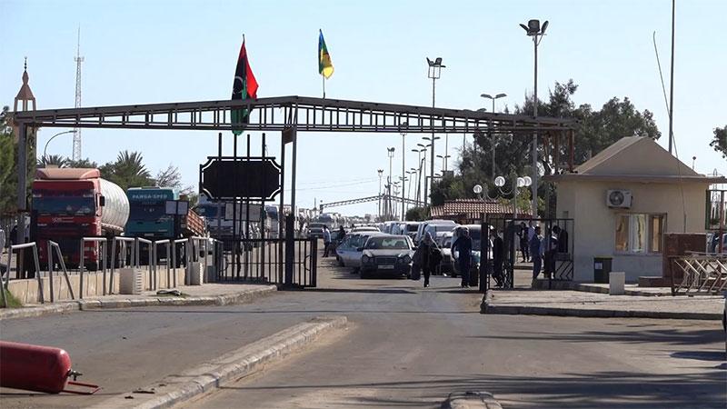 مدنين: غدا الخميس السماح بدخول التونسيين العالقين بمعبر راس جدير