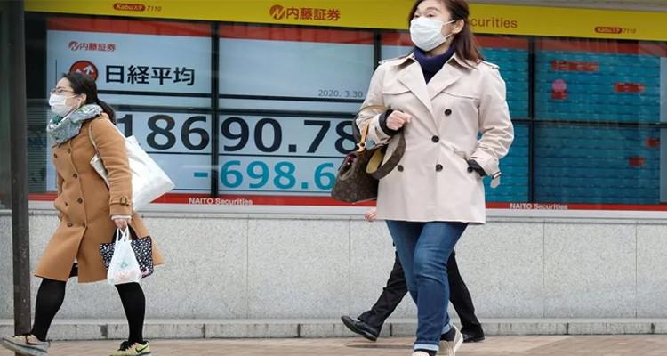 اليابان تسجل أكثر من 180 إصابة جديدة بفيروس كورونا