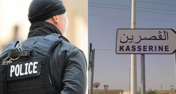 القصرين: إيقاف إيفواريين اثنين و3 غينيّين إثر اجتيازهم الحدود التونسية الجزائرية خلسة