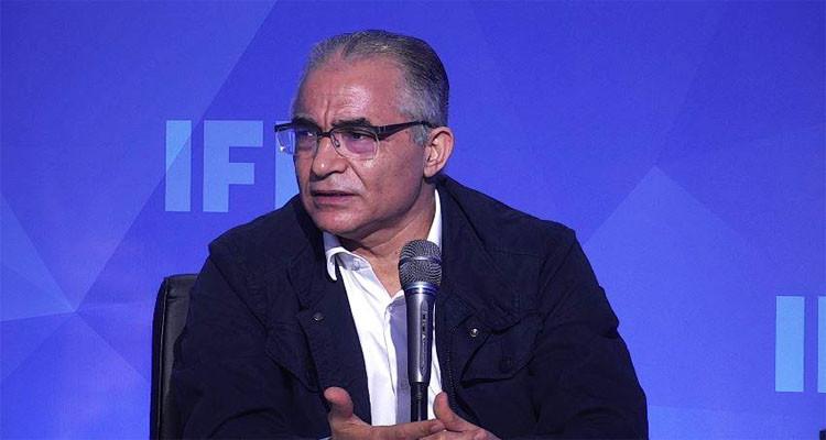 """مرزوق يستنكر""""الإهانة """" التي تعرض لها رئيس الجمهورية من قبل تونسيين في فرنسا"""