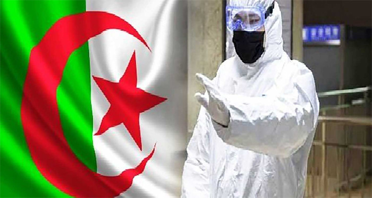 الجزائر:  تسجل أكبر حصيلة إصابات بفيروس كورونا منذ ظهوره في البلاد