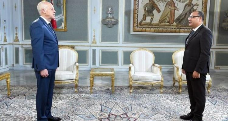 المشيشي يلتقي رئيس الجمهورية و يطلعه على فحوى اللقاءات التي أجراها مؤخرا