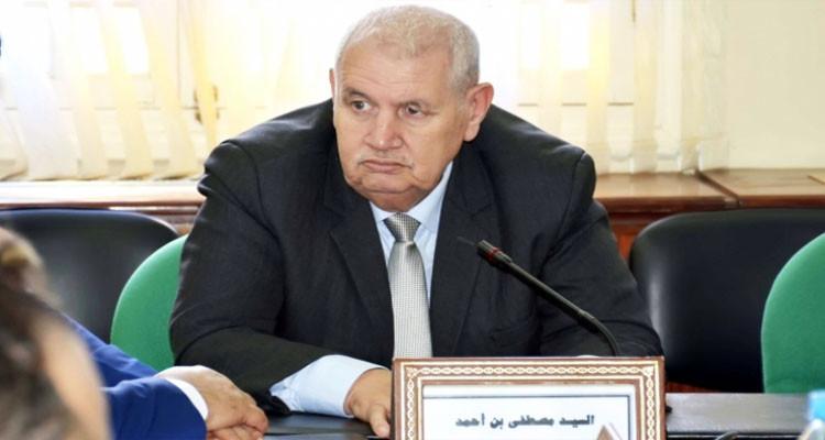 """مصطفى بن أحمد : """" إقحام الأمن بالبرلمان انتهاك صارخ لمؤسسة سيادية """""""