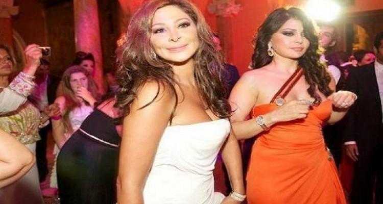 بيروت : تضرّر بيت هيفاء وهبي وإليسا عقب الانفجار (فيديو)