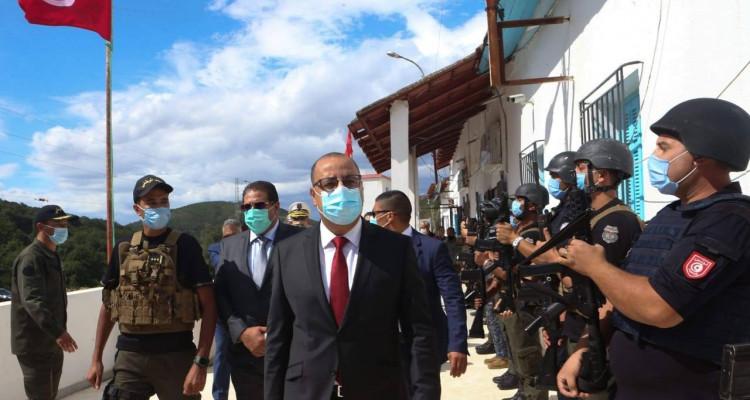 المشيشي يأذن بالانطلاق الفوري لأشغال تهيئة مقر المركز الحدودي بببوش