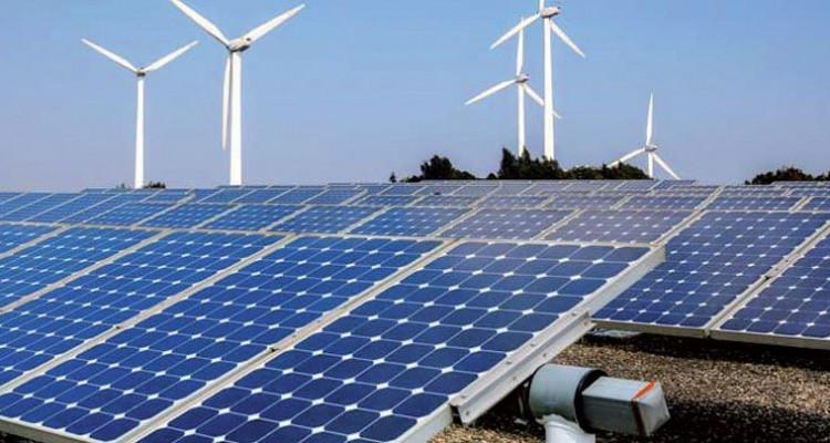 وزارة الصناعة والطاقة :  انجاز مشاريع لانتاج الكهرباء من الطاقات المتجددة