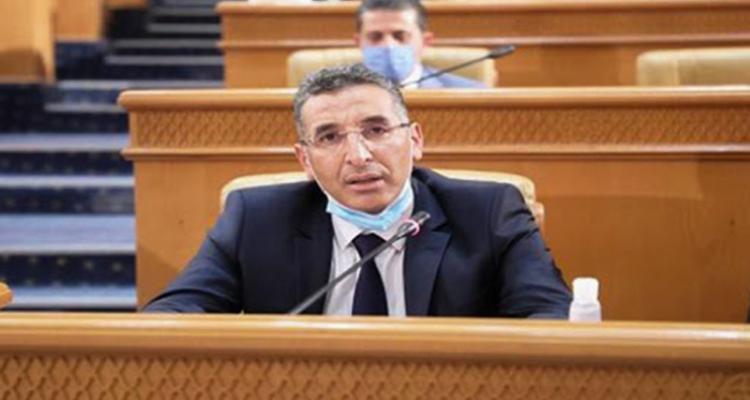 وزير الداخلية : '' الاعتصام حق مشروع في حدود  عدم الاضرار بالمصالح العليا للوطن ''