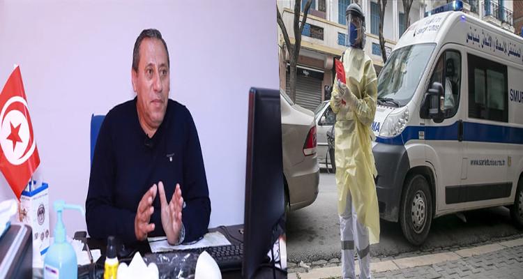 د.  سمير عبد المؤمن: تونس تسجل انخفاضا في الوفيات وخاصة ارتفاعا في عدد المتاعفين