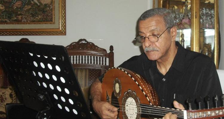 وفاة عازف العود الأستاذ خالد بسّة