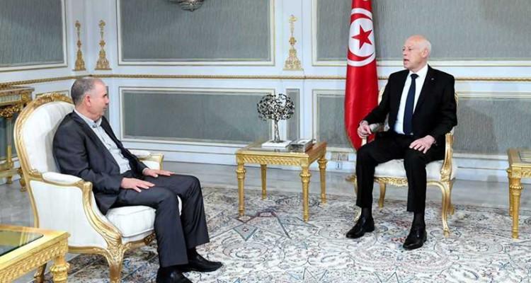 غدا : الطبوبي يلتقي رئيس الجمهورية