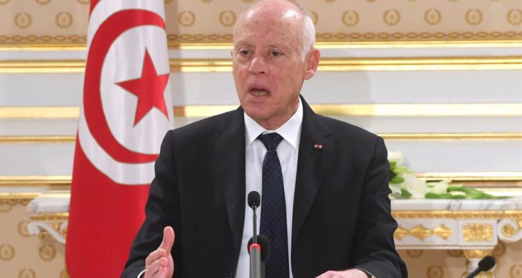 قيس سعيّد : تونس تؤكد انخراطها الدائم في مبادرة إحلال السلم والأمن في  القارة الافريقية