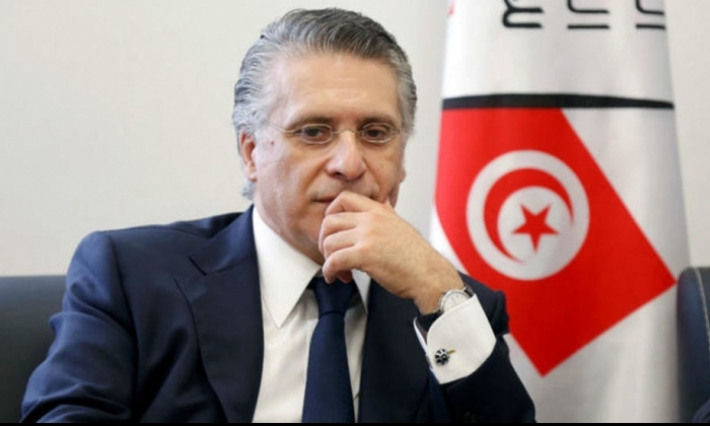 نبيل القروي يُعلن قرار حزب قلب تونس عدم الطعن في نتائج الانتخابات الرئاسية السابقة لأوانها