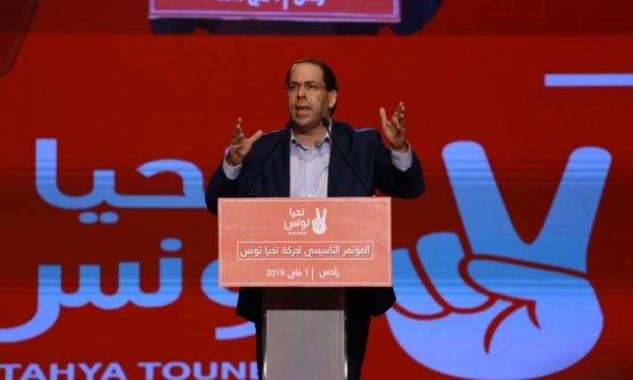 يوسف الشاهد للإعلام الفرنسي: ليس لديّ ما أقوله بخصوص قضية نبيل القروي